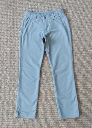 Under armour спортивные штаны оригинал (w32 l32 - m)