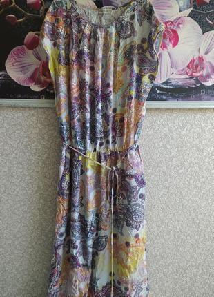 Платье в пол 50-52-54