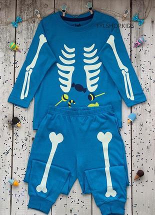 Пижама с длинным рукавом фирмы lupilu
