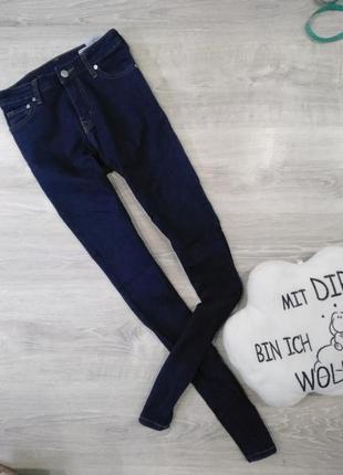Крутые джинсы скинни