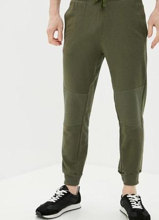 Немецкие спортивные брюки штаны zeeman р. 52-54 (хxl) хаки, с бирками