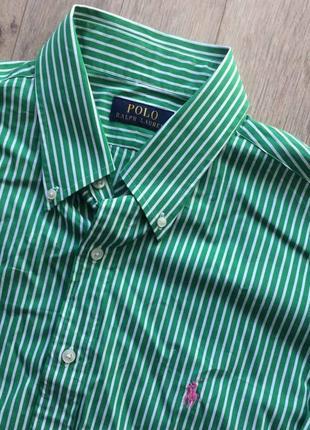 Рубашка polo ralph lauren, tommy hilfiger