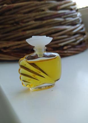 Beautiful estee lauder, винтажная миниатюра, parfum/чистые духи, 3,5 мл
