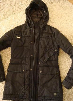 Куртка g-star raw whistern hooded jkt wmn, l