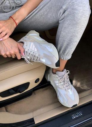 Кроссовки adidas yeezy 700 analog код:a0020