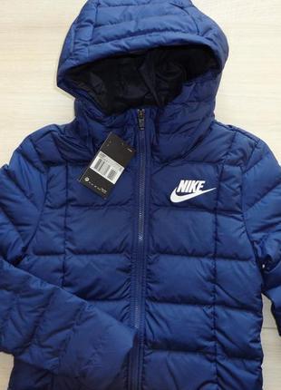 Новое женское пуховое пальто парка nike