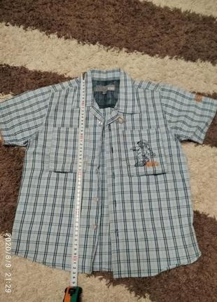 Рубашка для мальчика .