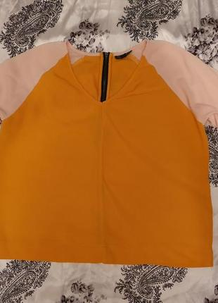 Блуза topshop, xs-s