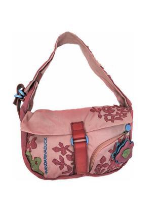 Модная яркая сумка  mandarina duck /2507/