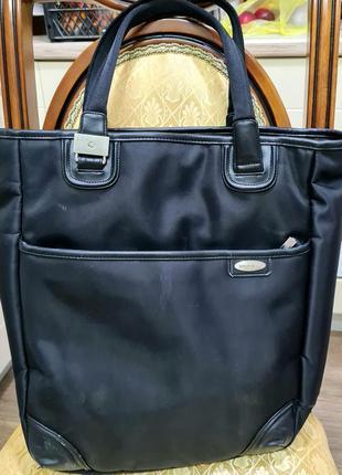 Женская бизнес сумка для ноутбука