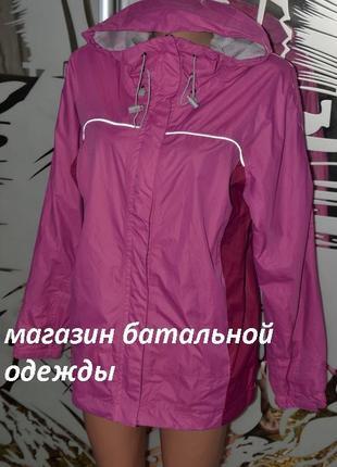 Куртка ветровка с капюшоном капюшонка crane