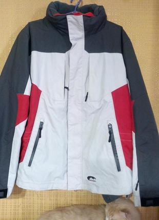 Лыжная куртка 2 в 1 п/о -64 см