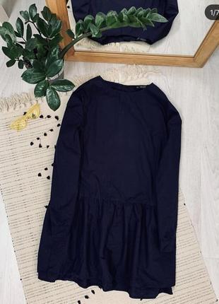 Котонове плаття від zara🌿