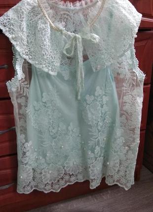 Шикарная летняя блузка