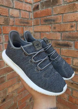 Кроссовки adidas tubular shadow knit размер 34 (22 см.)