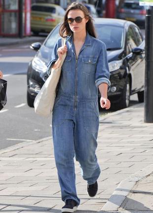 Комбинезон джинсовый ltb  с длинным рукавом