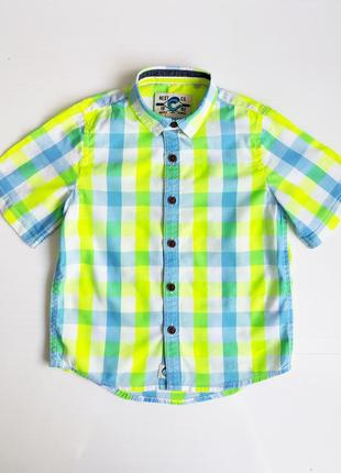Детская рубашка next