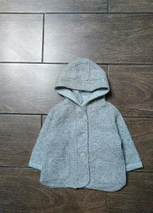 Пальто # пальтишко # пальтишко на трикотажной подкладке