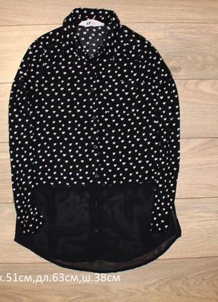 Блуза 10-11лет