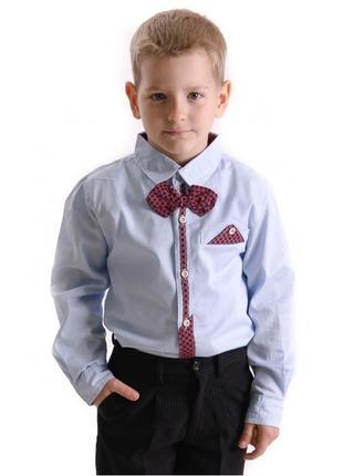 Нова рубашка для хлопчика 120 грн
