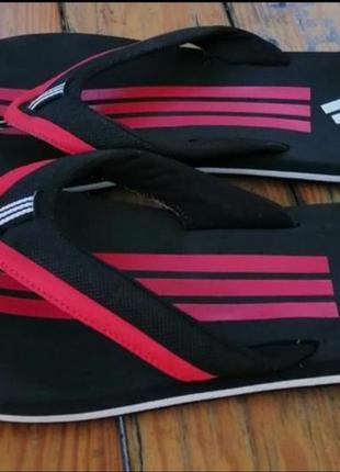 Оригинальные шлепанцы adidas