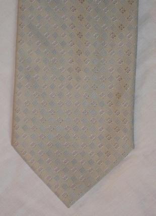 Шелковый галстук gucci