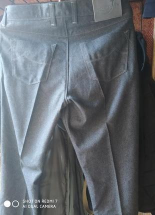 Шерстяные брюки jacob cohen