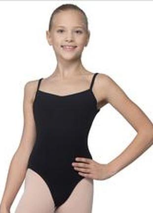 Купальник для танцев и гимнастики подростковый