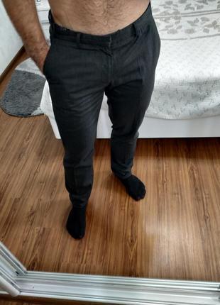 Очень стильные брюки от zara man