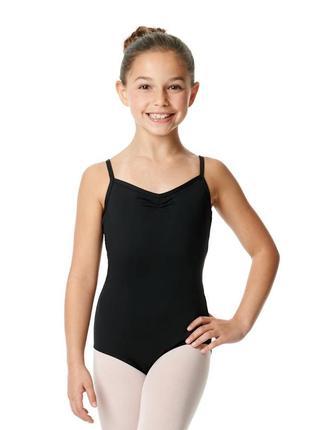Купальник для танцев и гимнастики подростковый bloch