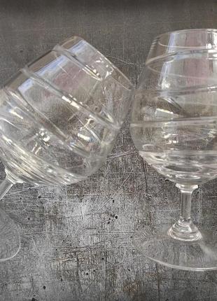 Набор хрустальных бокалов для бренди или коньяка (6 шт)