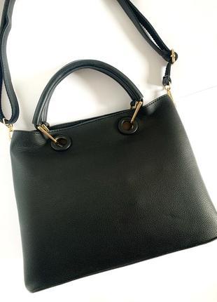 Новая красивая женская сумка из экокожи / классическая сумка кроссбоди