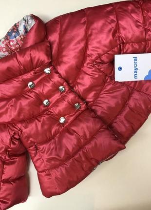Двустороння куртка mayoral