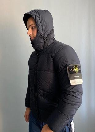 Куртка пуховик ➕stone island оригинал