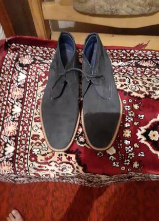 Туфли кожаные ted baker