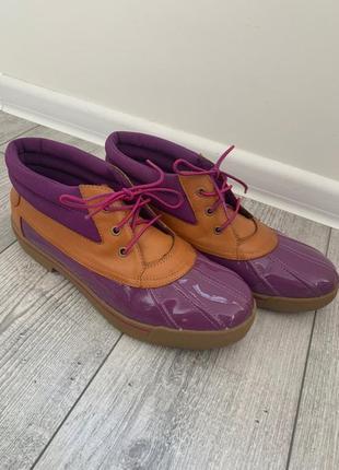 Ботинки на осень непромокаемые landsend