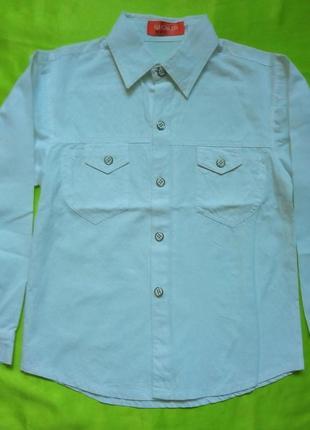 Рубашка коттоновая