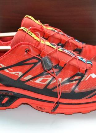 Кроссовки salomon xt s-lab 5 оригинал 43р трекинговые. ботинки