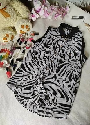 Оригиналтная блузуа 38р🌈26