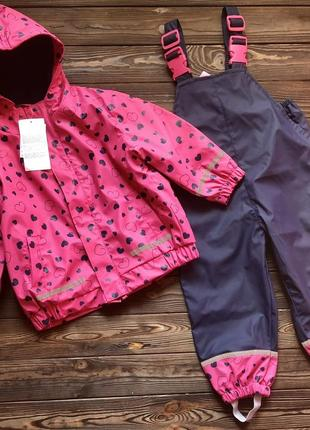 Комплект куртка+ полукомбинезон kiki&koko