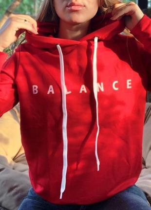 """Худи  """"balance"""""""