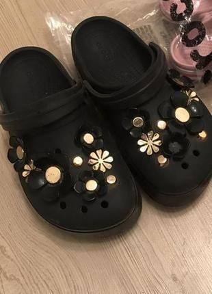 Crocs platform m2w4 новые! кроксы