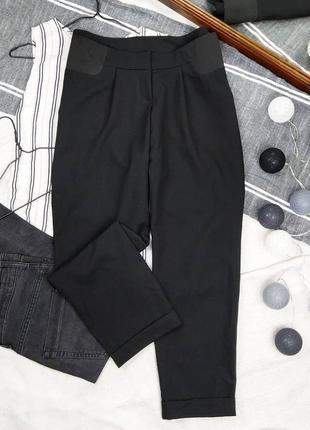 Базовые брюки из костюмной ткани asos
