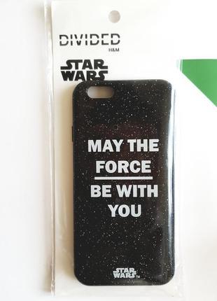 Любителям/фанатам star wars: чехол на iphone 6 6s