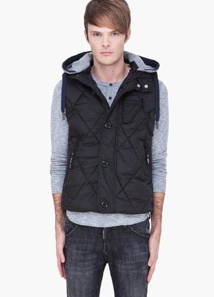 Жилетка g-star raw doonray quilted vest , s