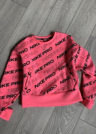 Nike, кофта nike , nike pro