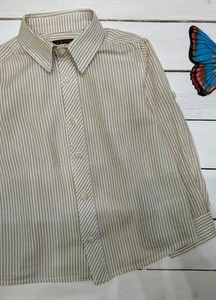 Рубашка mini club 2-3 года