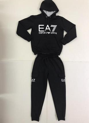 Спортивный костюм на школьника emporio armani 140-176 см