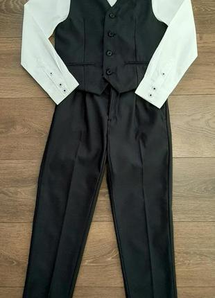 Школьная форма костюм тройка cool club