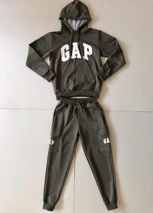 Спортивный костюм gap на школьника